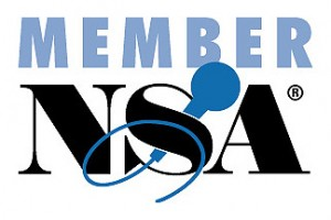 National Speakers Association Professional Member